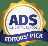 Editor's Pick Award - All Digital School