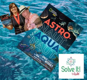 Astro / Aqua naut icon