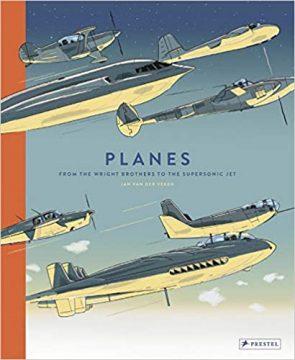 Planes book by Prestel Junior