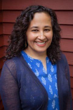 image of physician and author Rajani LaRocca
