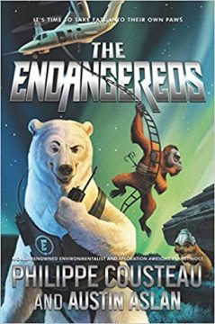 The Endangered Book Cover