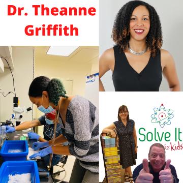 Dr. Theanne Griffith, neuroscientist