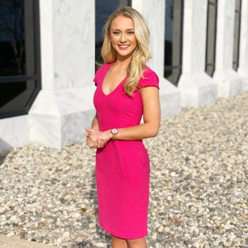 Samanta Jacques, WZZM 13 Weather person