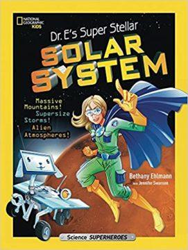 Dr. E Super Stellar Solar System Book