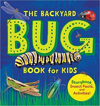 Backyard Bug Book for Kids book cover