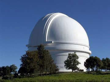 Telescope Dome in N. California