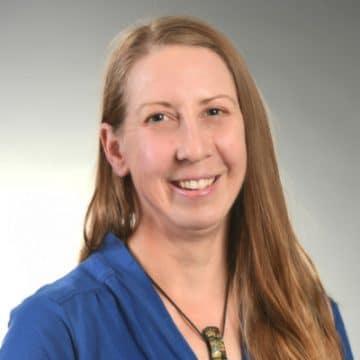 Dr. Anne Estes, biologist