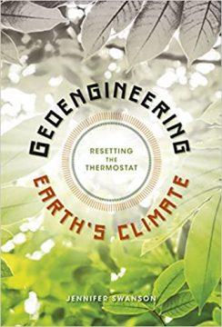 Climate Change book by Jennifer Swanson