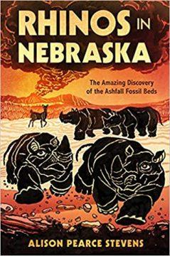 Rhinos in Nebraska book cover