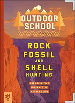 Outdoor School Rocks, Fossils, and Shells book
