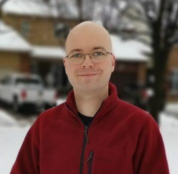 Dr, Ryan MacDonald