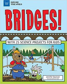 Bridges book by Jennifer Swanson